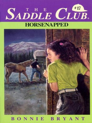 cover image of Horsenapped!