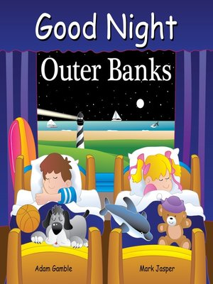 cover image of Good Night Outer Banks