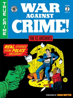 cover image of War Against Crime (1948), Volume 2
