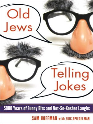 cover image of Old Jews Telling Jokes