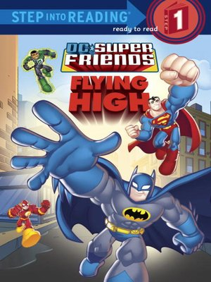 cover image of Flying High (DC Super Friends)