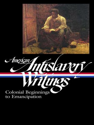 cover image of American Antislavery Writings