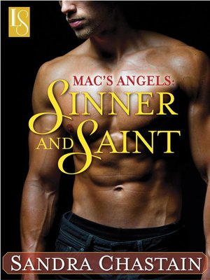 cover image of Sinner and Saint: A Loveswept Classic Romance