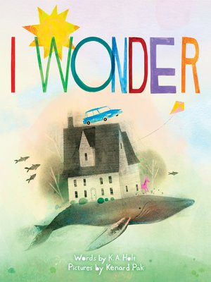 cover image of I Wonder