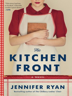cover image of The Kitchen Front