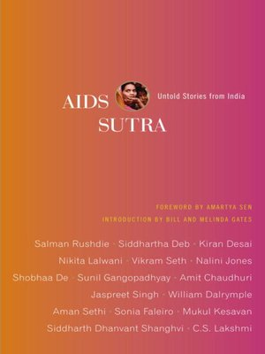 cover image of AIDS Sutra