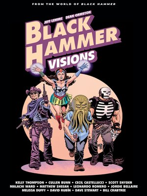cover image of Black Hammer