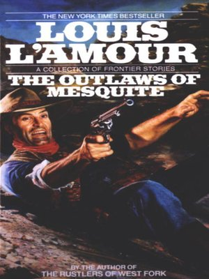 cover image of The Outlaws of Mesquite