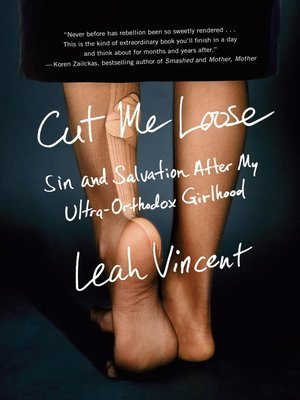 cover image of Cut Me Loose