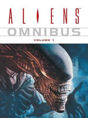 cover image of Aliens (1996), Omnibus Volume 1