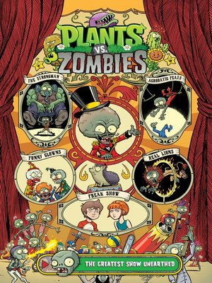cover image of Plants vs. Zombies (2013), Volume 9