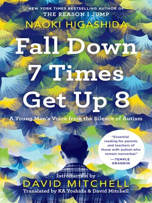 cover image of Fall Down 7 Times, Get Up 8