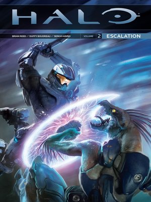 cover image of Halo: Escalation (2013), Volume 2