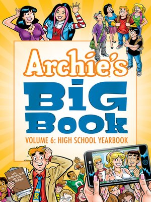 cover image of Archie's Big Book Volume 6