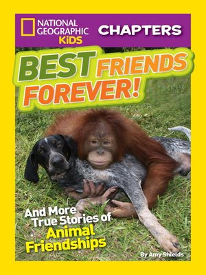 cover image of Best Friends Forever!