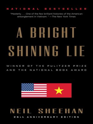 cover image of A Bright Shining Lie