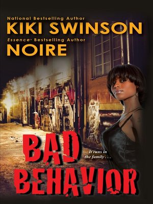 cover image of Bad Behavior