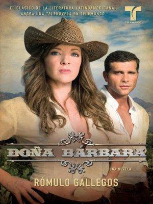 cover image of Doña Bárbara