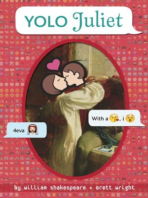 cover image of YOLO Juliet