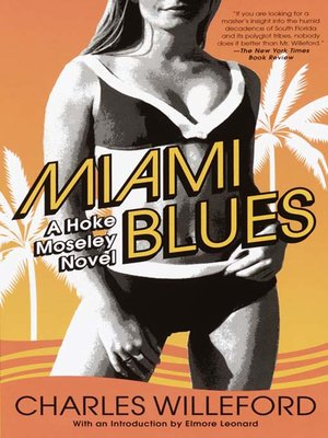 cover image of Miami Blues
