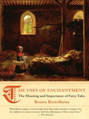 cover image of The Uses of Enchantment