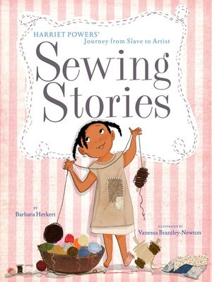 cover image of Sewing Stories