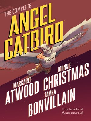 cover image of The Complete Angel Catbird