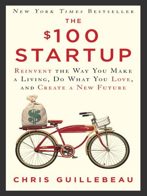 cover image of The $100 Startup