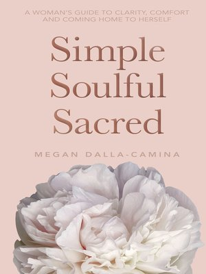 cover image of Simple Soulful Sacred