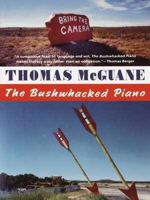 cover image of The Bushwhacked Piano
