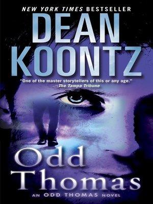 cover image of Odd Thomas