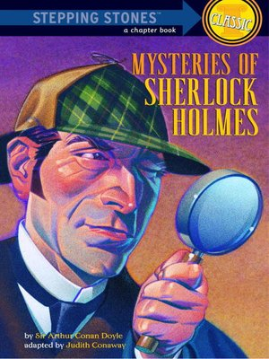 cover image of Mysteries of Sherlock Holmes