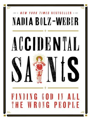 cover image of Accidental Saints