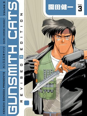 cover image of Gunsmith Cats, Volume 3