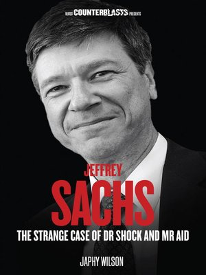 cover image of Jeffrey Sachs