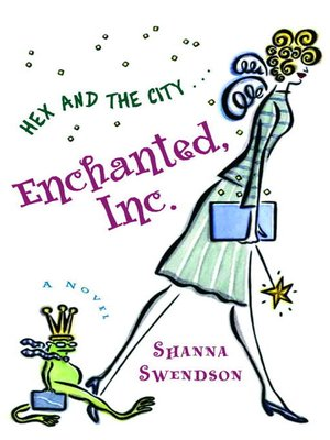 Cover image for Enchanted, Inc.