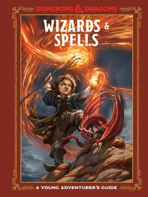 cover image of Wizards & Spells (Dungeons & Dragons)