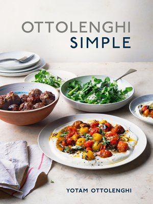 cover image of Ottolenghi Simple