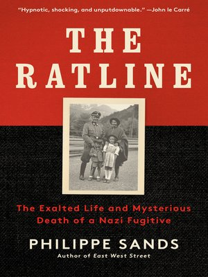 cover image of The Ratline