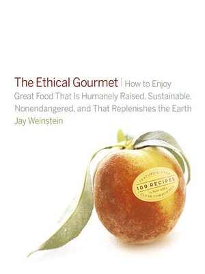 cover image of The Ethical Gourmet