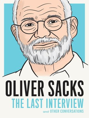 cover image of Oliver Sacks