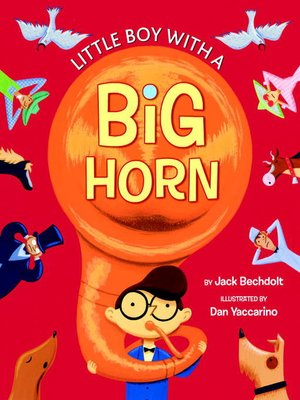 cover image of Little Boy with a Big Horn