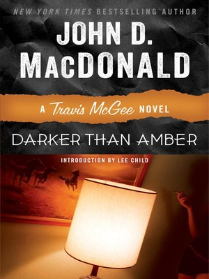 cover image of Darker Than Amber