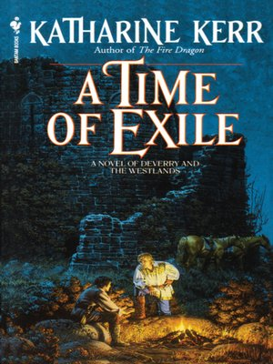 cover image of A Time of Exile