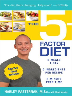 cover image of The 5-Factor Diet