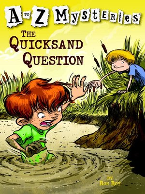 cover image of The Quicksand Question