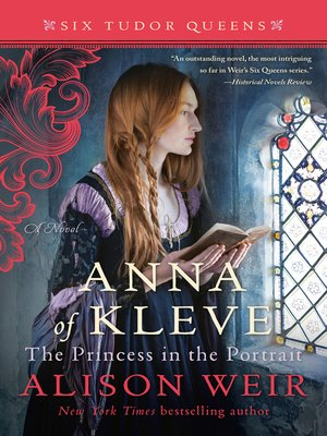 cover image of Anna of Kleve, the Princess in the Portrait