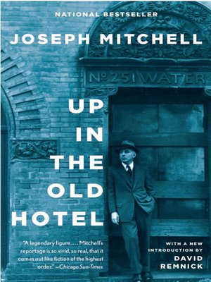 cover image of Up in the Old Hotel