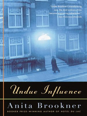 cover image of Undue Influence