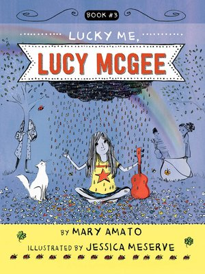 cover image of Lucky Me, Lucy McGee